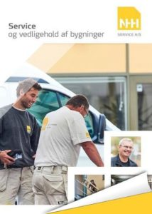 Brochure om NHH Service